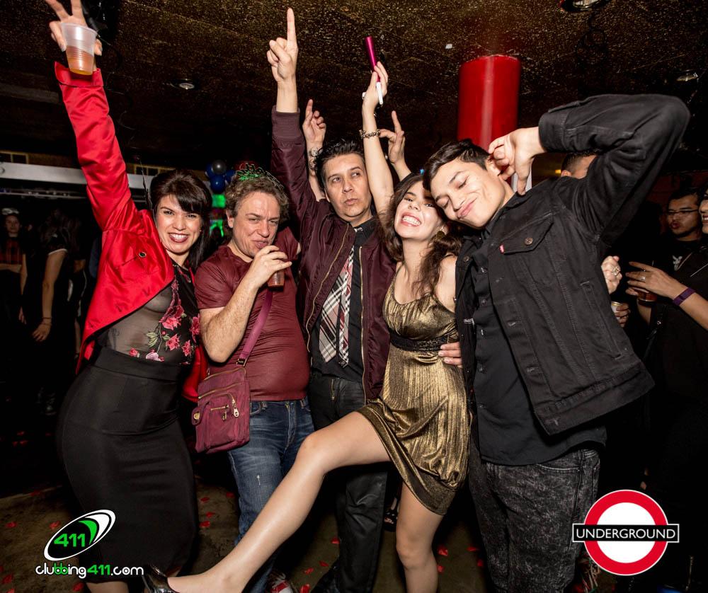 Club Underground @Grandstar Jazz Club